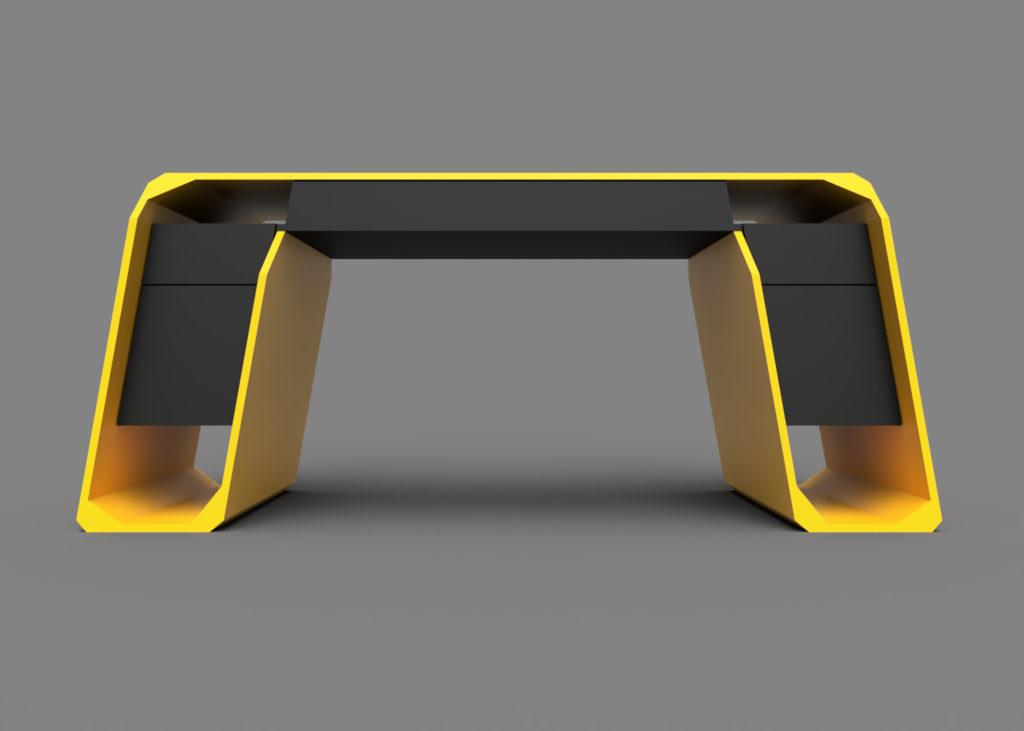Mesa despacho modelo Lambo
