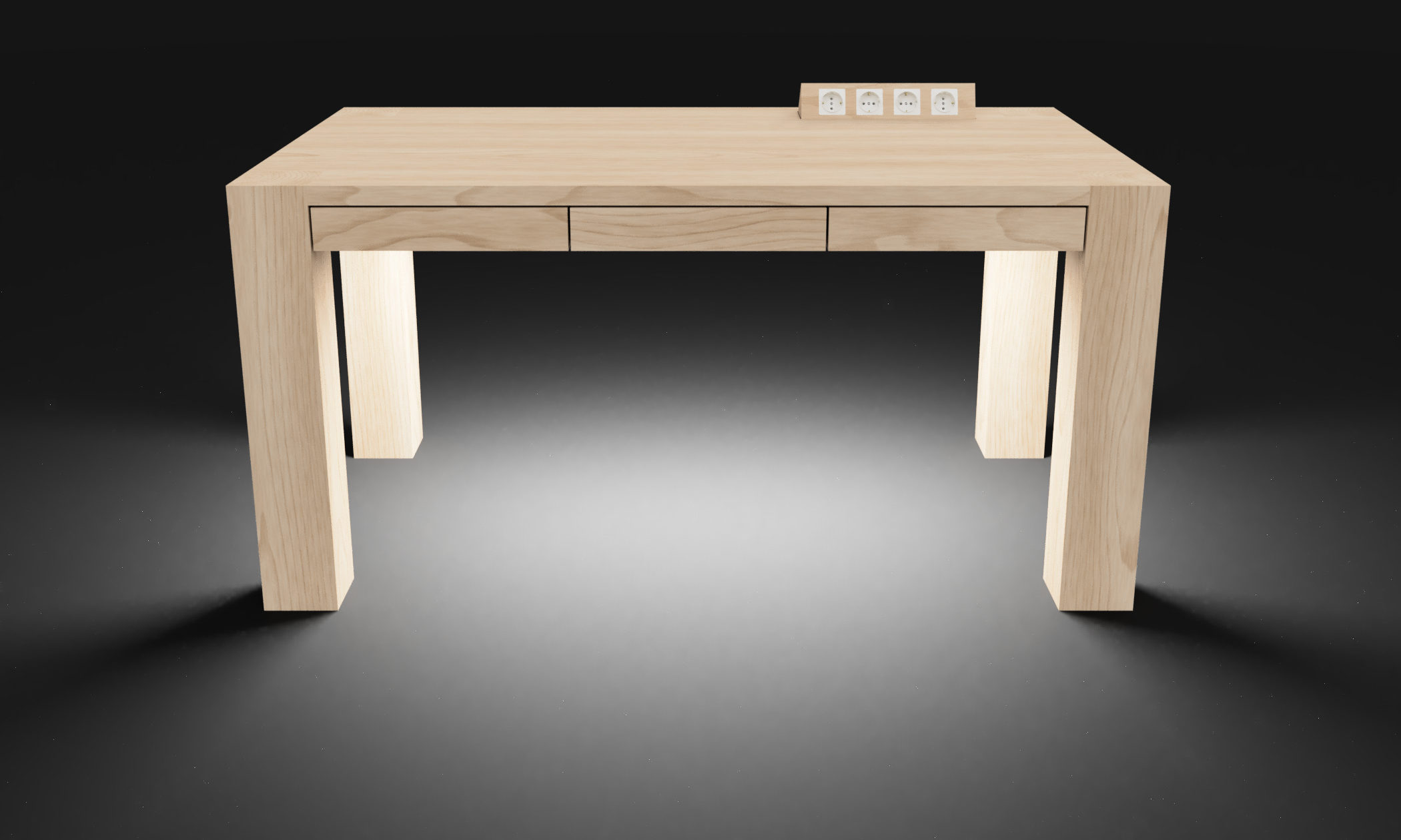 Mesa modelo Genius frame 0