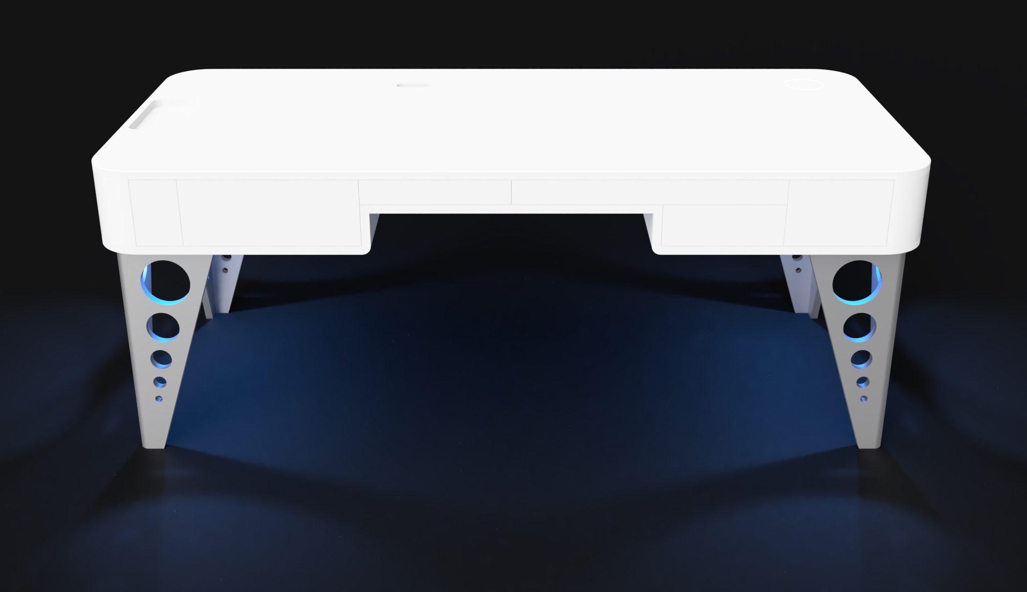 Mesa modelo Arion frame 0