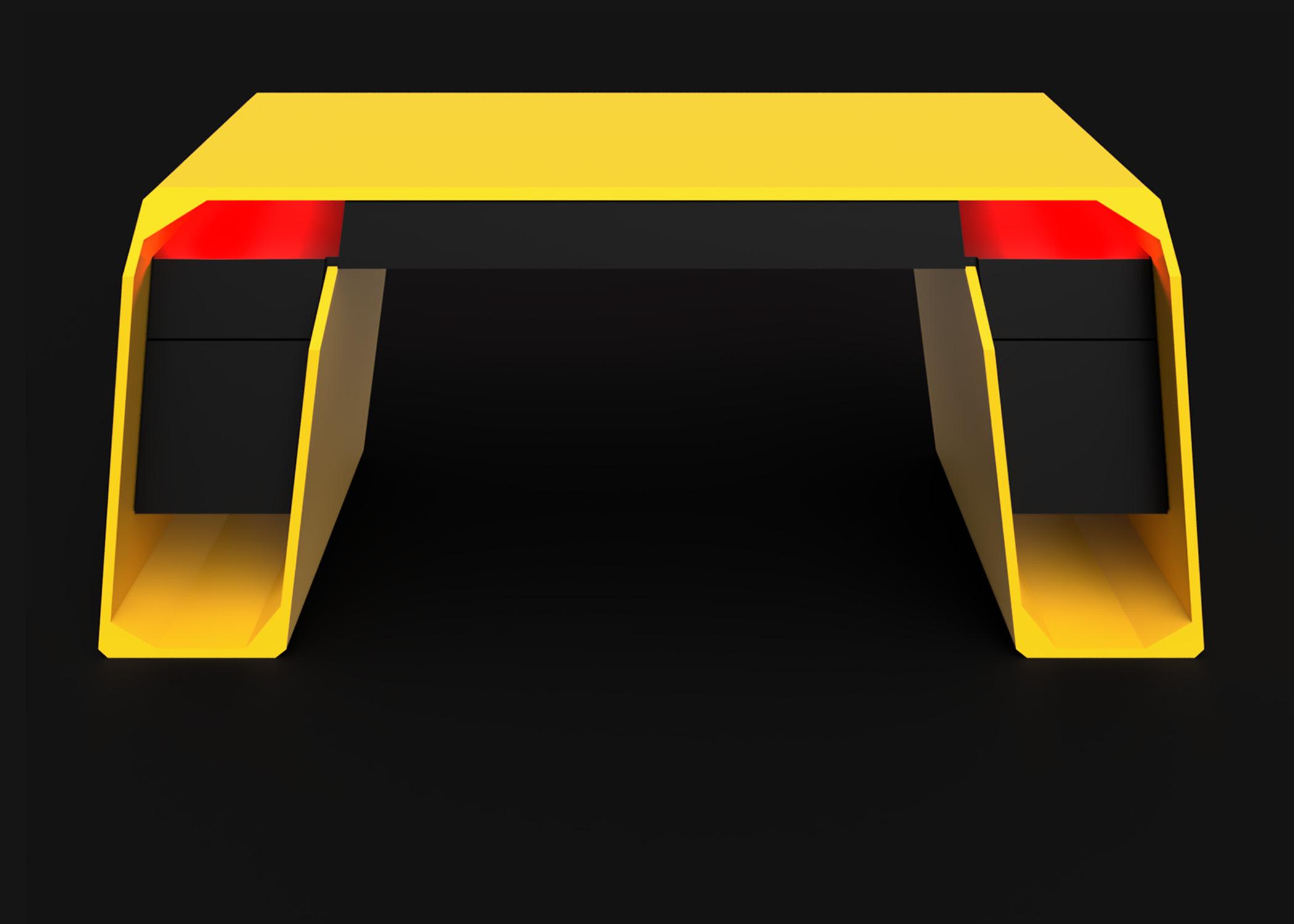 Mesa modelo Lambo frame 0