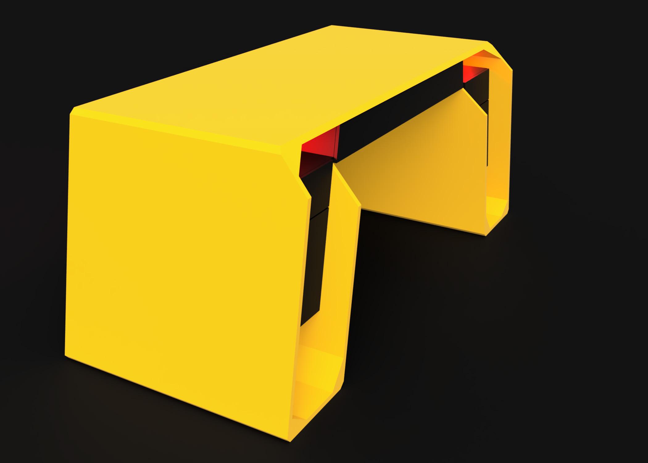 Mesa modelo Lambo frame 1