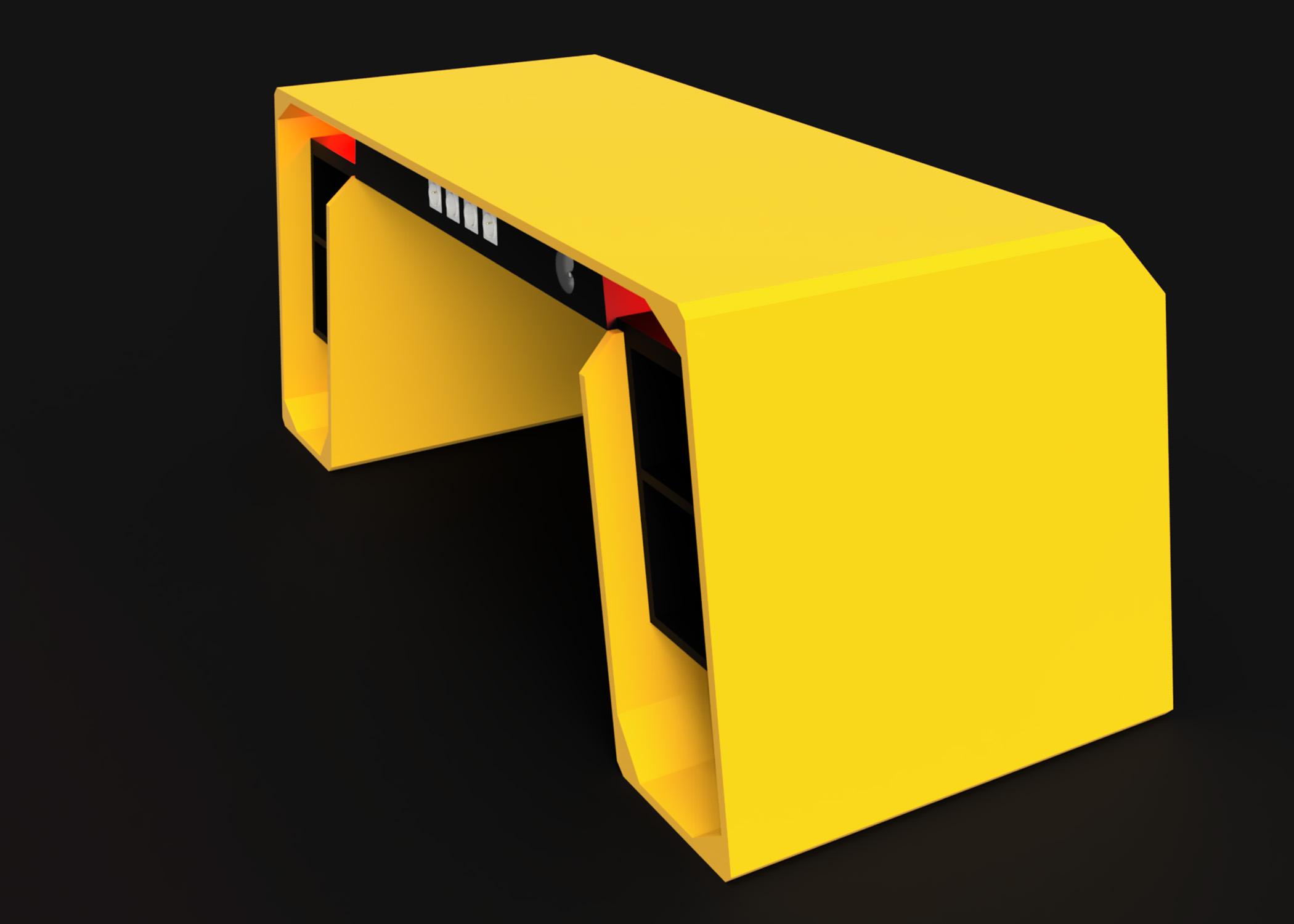 Mesa modelo Lambo frame 2