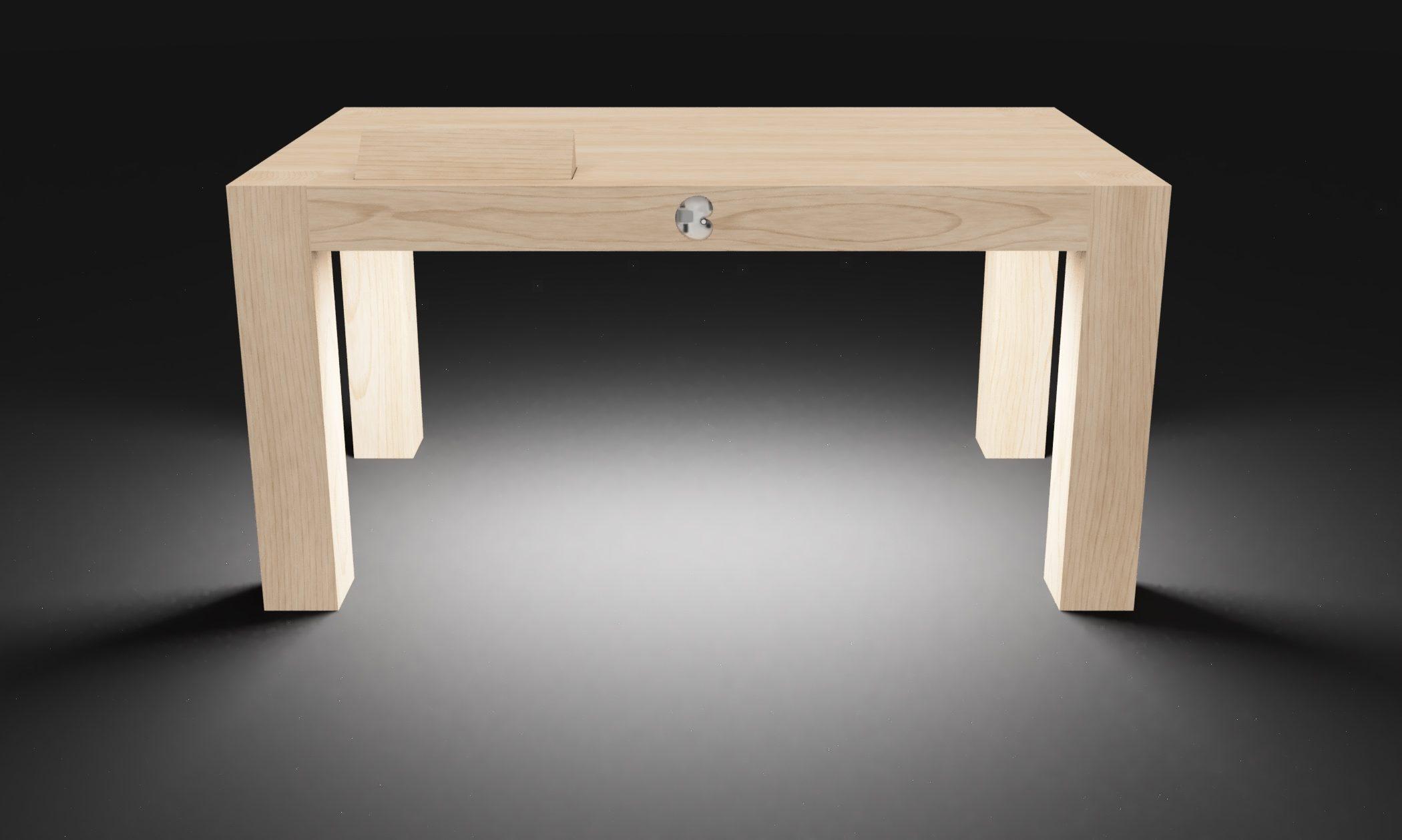 Mesa modelo Genius frame 3