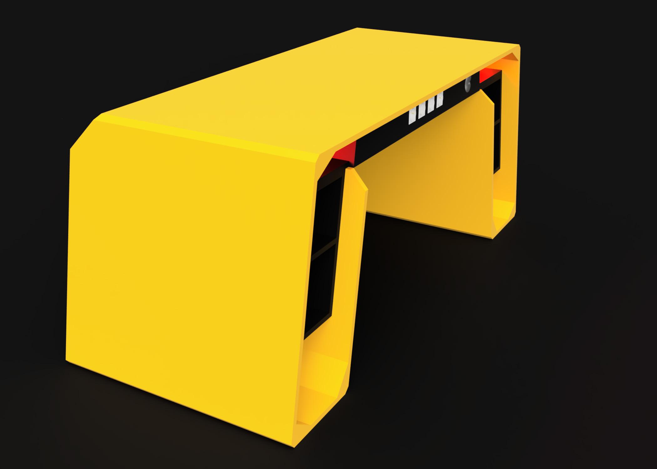 Mesa modelo Lambo frame 4