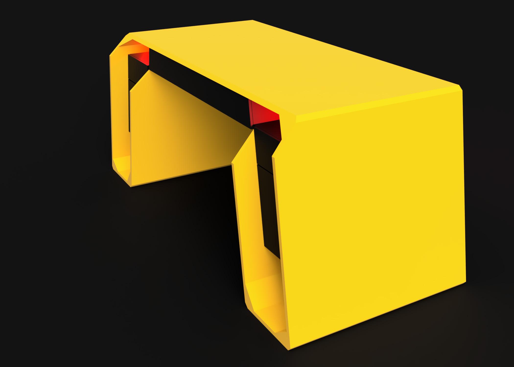 Mesa modelo Lambo frame 5